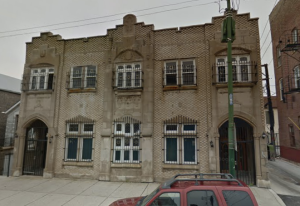 1350 West 19th St. The place where a moped rally turned into a crust punk fight club.