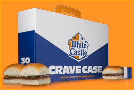 White Castle Crave Case