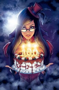 "Zenescope's ""Grimm Fairy Tales"" hits Issue #100 this month"