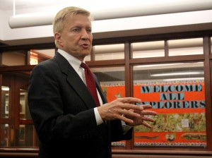 Ald. Bob Fioretti. Photo by Alex V. Hernandez
